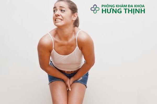Các triệu chứng của viêm niệu đạo ở nữ giới